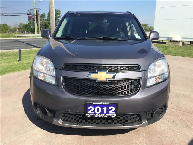 2012 Chevrolet Orlando 1LT (Stk: 7811H) in Markham - Image 2 of 24