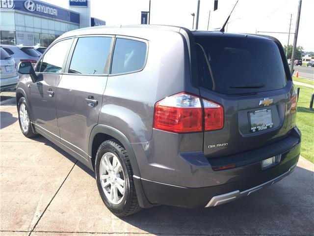 2012 Chevrolet Orlando 1LT (Stk: 7811H) in Markham - Image 4 of 24