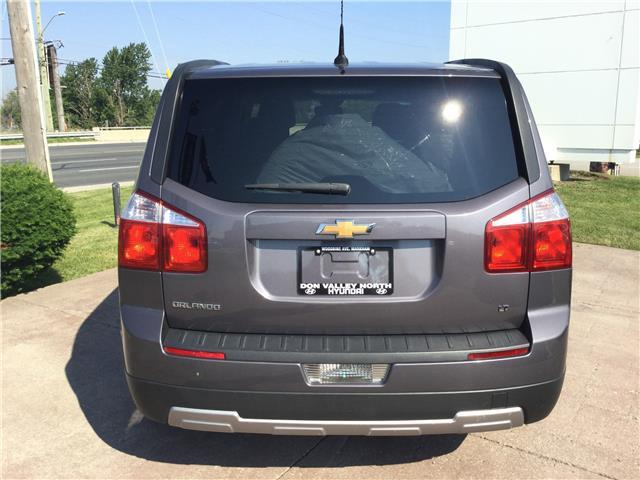2012 Chevrolet Orlando 1LT (Stk: 7811H) in Markham - Image 5 of 24