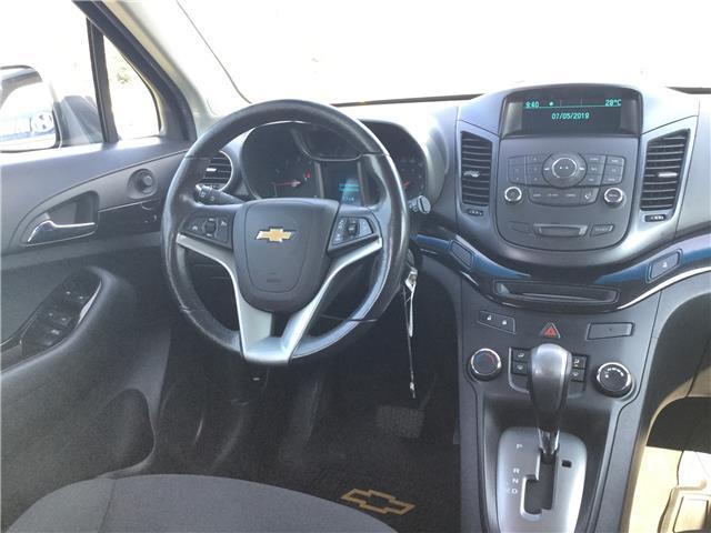 2012 Chevrolet Orlando 1LT (Stk: 7811H) in Markham - Image 8 of 24