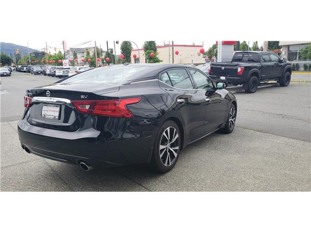 2018 Nissan Maxima  (Stk: 8R7311A) in Duncan - Image 3 of 4