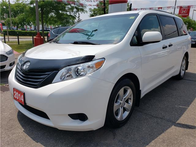 2014 Toyota Sienna 7 Passenger (Stk: 326577A) in Mississauga - Image 1 of 20