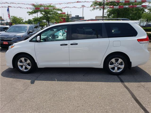 2014 Toyota Sienna 7 Passenger (Stk: 326577A) in Mississauga - Image 2 of 20