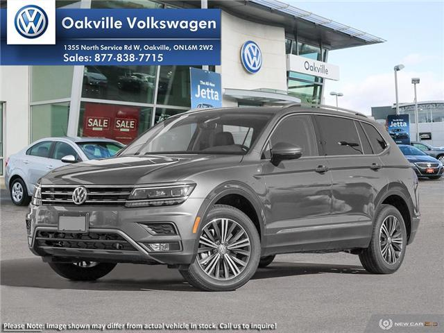 2019 Volkswagen Tiguan Highline (Stk: 21446) in Oakville - Image 1 of 23