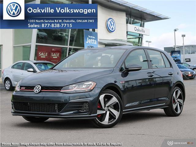 2019 Volkswagen Golf GTI 5-Door Autobahn (Stk: 21452) in Oakville - Image 1 of 23