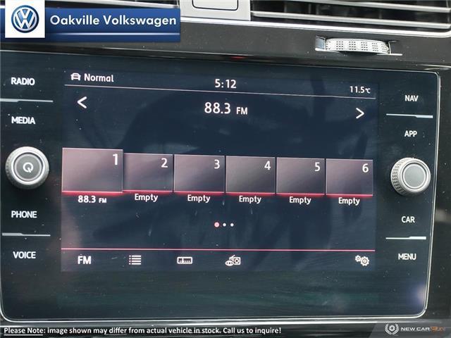 2019 Volkswagen Golf GTI 5-Door Autobahn (Stk: 21452) in Oakville - Image 18 of 23