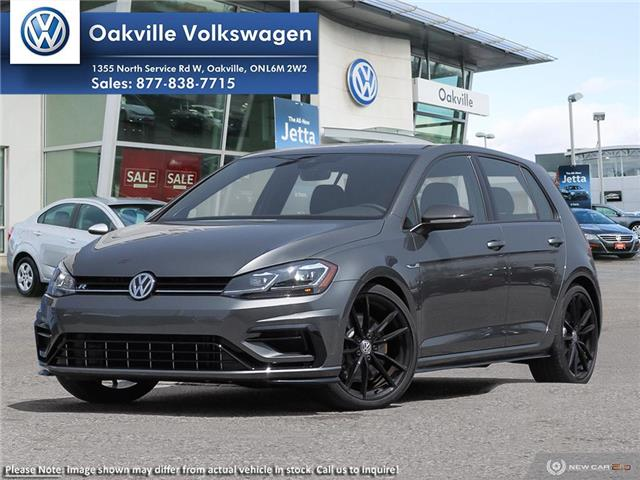 2019 Volkswagen Golf R 2.0 TSI (Stk: 21383) in Oakville - Image 1 of 23