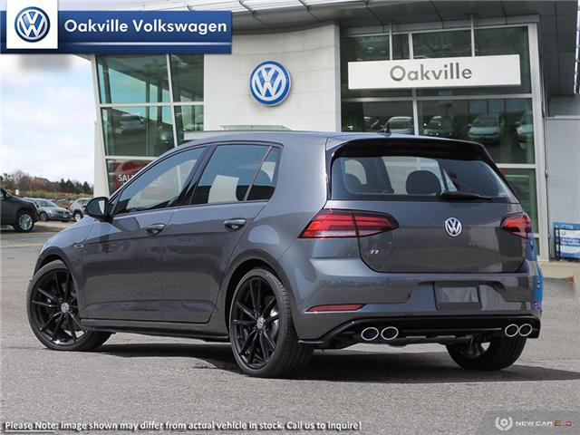 2019 Volkswagen Golf R 2.0 TSI (Stk: 21383) in Oakville - Image 4 of 23