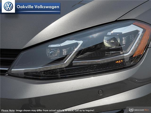2019 Volkswagen Golf R 2.0 TSI (Stk: 21383) in Oakville - Image 10 of 23