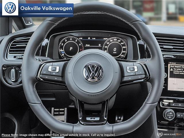 2019 Volkswagen Golf R 2.0 TSI (Stk: 21383) in Oakville - Image 13 of 23