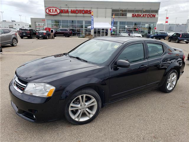 2013 Dodge Avenger SXT (Stk: 39194A) in Saskatoon - Image 1 of 25