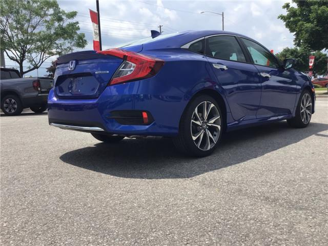 2019 Honda Civic Touring (Stk: 19822) in Barrie - Image 6 of 19
