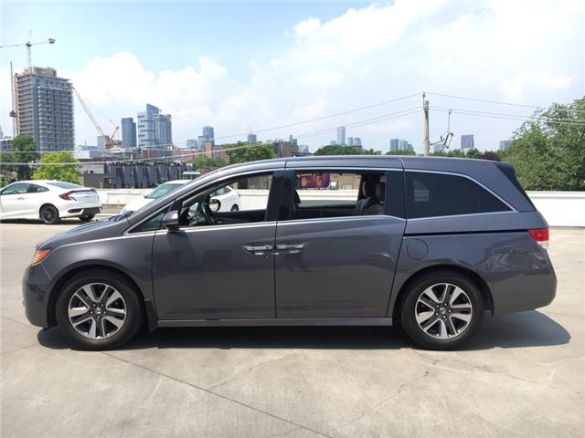 2016 Honda Odyssey Touring (Stk: Y19070A) in Toronto - Image 2 of 33
