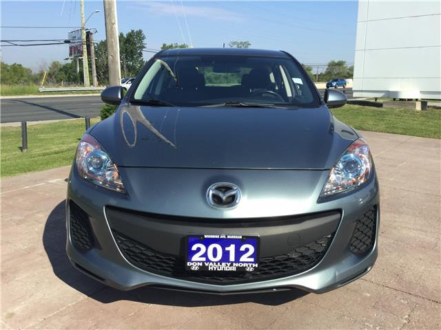 2012 Mazda Mazda3 Sport GS-SKY (Stk: 7808H) in Markham - Image 2 of 21