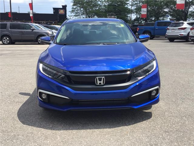 2019 Honda Civic Touring (Stk: 19967) in Barrie - Image 15 of 21