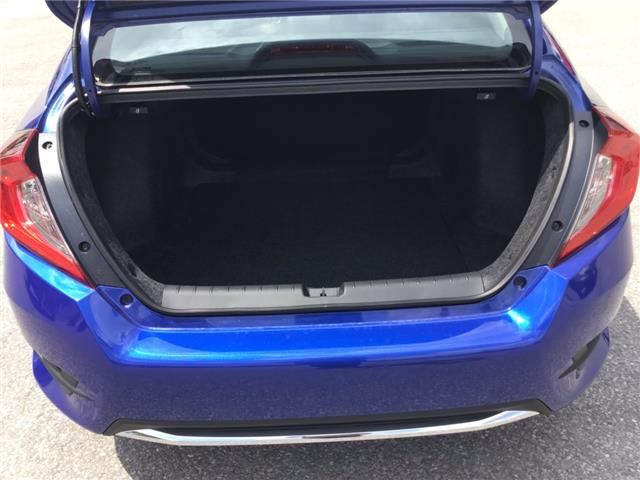 2019 Honda Civic Touring (Stk: 19967) in Barrie - Image 20 of 21
