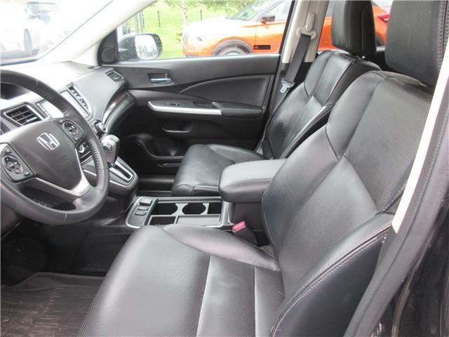 2015 Honda CR-V Touring (Stk: 9261) in Okotoks - Image 6 of 25