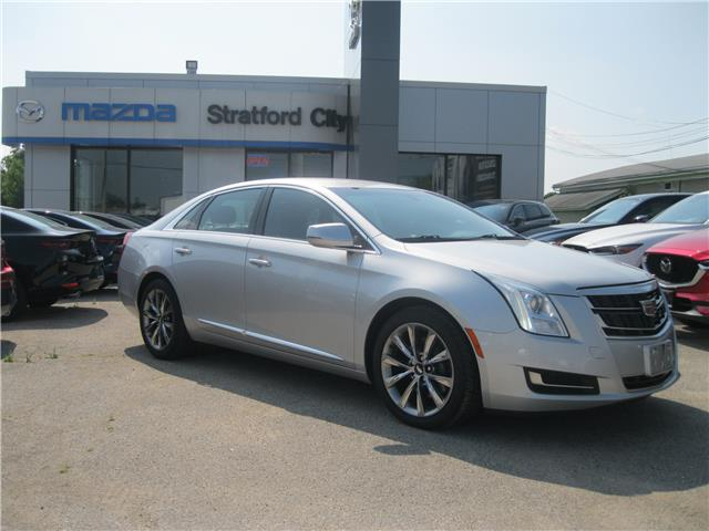 2017 Cadillac XTS Base (Stk: 19018A) in Stratford - Image 1 of 28