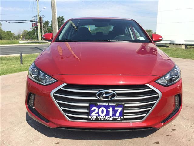 2017 Hyundai Elantra GL (Stk: 7804H) in Markham - Image 2 of 19