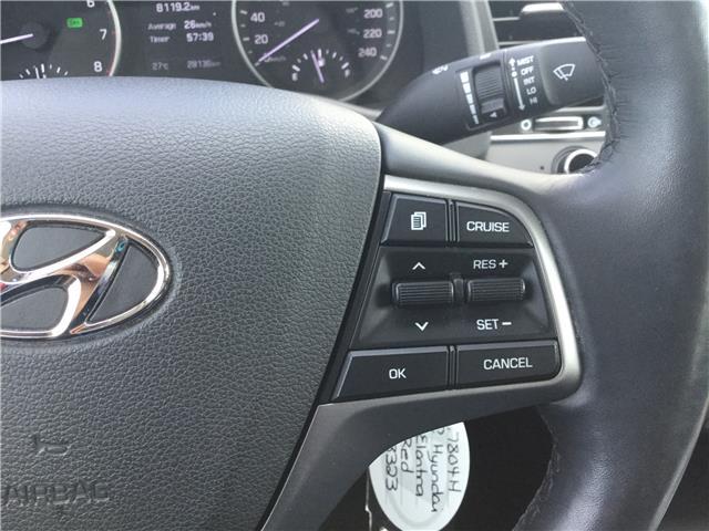 2017 Hyundai Elantra GL (Stk: 7804H) in Markham - Image 13 of 19