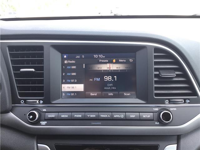 2017 Hyundai Elantra GL (Stk: 7804H) in Markham - Image 14 of 19