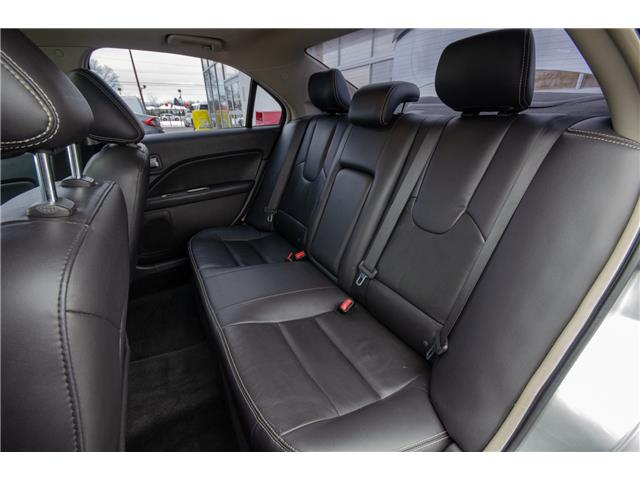 2012 Ford Fusion SEL (Stk: U19316) in Welland - Image 26 of 28