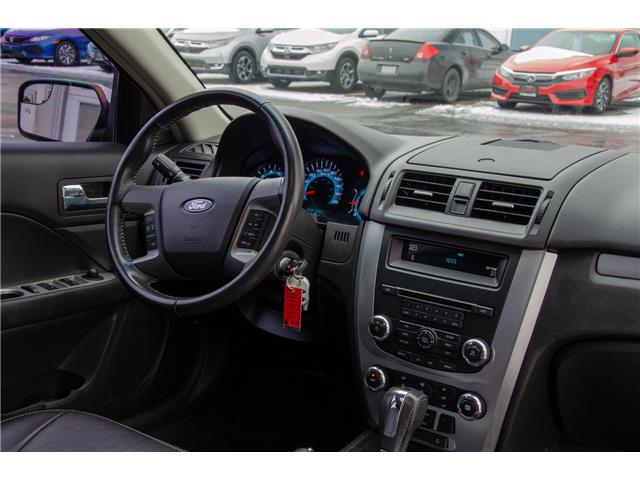 2012 Ford Fusion SEL (Stk: U19316) in Welland - Image 18 of 28