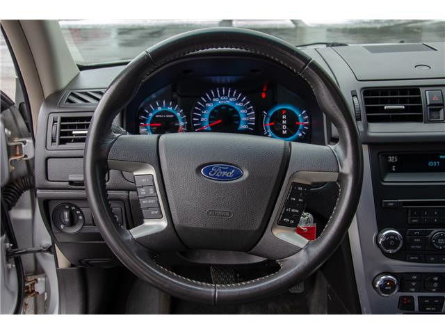 2012 Ford Fusion SEL (Stk: U19316) in Welland - Image 19 of 28