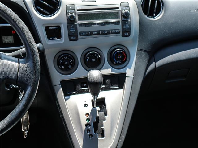 2009 Toyota Matrix Base (Stk: 12248G) in Richmond Hill - Image 10 of 18
