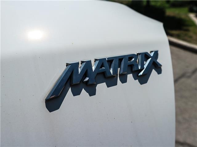 2009 Toyota Matrix Base (Stk: 12248G) in Richmond Hill - Image 15 of 18