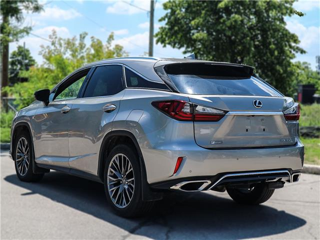 2017 Lexus RX 350 Base (Stk: 12155G) in Richmond Hill - Image 6 of 21
