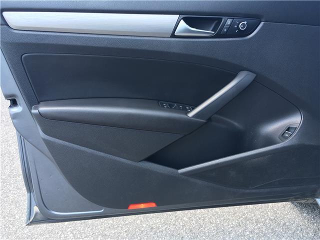 2014 Volkswagen Passat 2.0 TDI Comfortline (Stk: 14-85976) in Barrie - Image 12 of 25