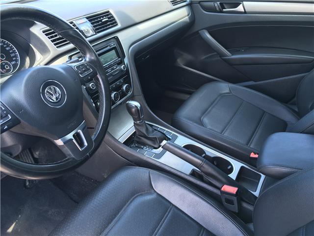 2014 Volkswagen Passat 2.0 TDI Comfortline (Stk: 14-85976) in Barrie - Image 14 of 25