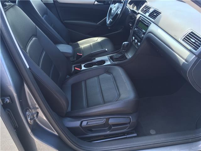 2014 Volkswagen Passat 2.0 TDI Comfortline (Stk: 14-85976) in Barrie - Image 17 of 25