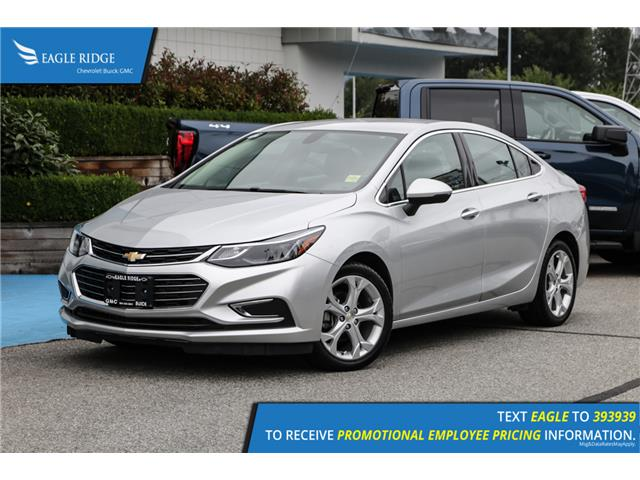 2017 Chevrolet Cruze Premier Auto (Stk: 179063) in Coquitlam - Image 1 of 15