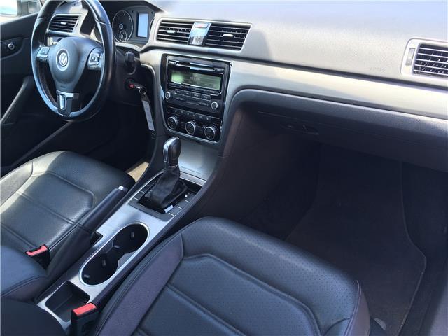 2014 Volkswagen Passat 2.0 TDI Comfortline (Stk: 14-85976) in Barrie - Image 18 of 25