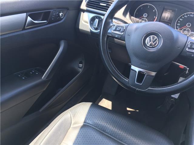 2014 Volkswagen Passat 2.0 TDI Comfortline (Stk: 14-85976) in Barrie - Image 20 of 25