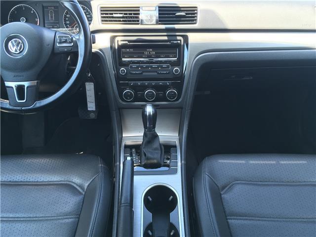 2014 Volkswagen Passat 2.0 TDI Comfortline (Stk: 14-85976) in Barrie - Image 22 of 25