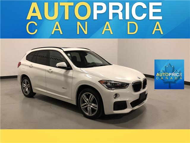2017 BMW X1 xDrive28i (Stk: B0458) in Mississauga - Image 1 of 30