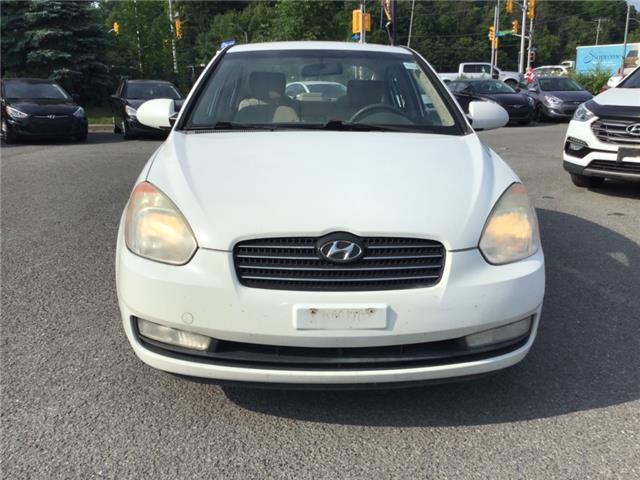 2008 Hyundai Accent GL (Stk: X1320A) in Ottawa - Image 2 of 12