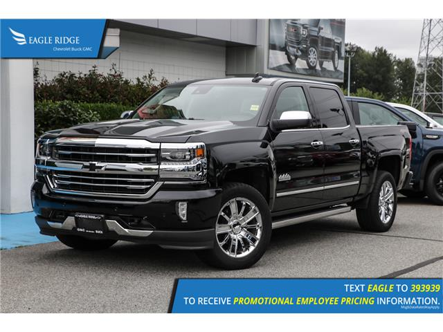 2017 Chevrolet Silverado 1500 High Country (Stk: 179718) in Coquitlam - Image 1 of 19