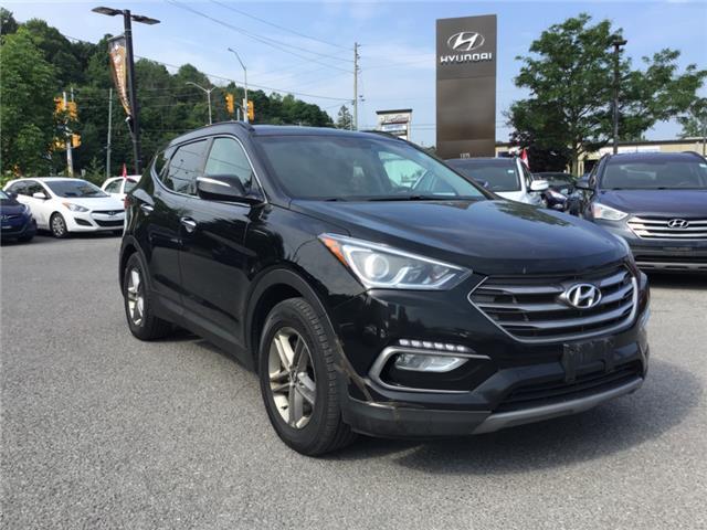 2017 Hyundai Santa Fe Sport 2.4 Premium (Stk: R95854A) in Ottawa - Image 1 of 12