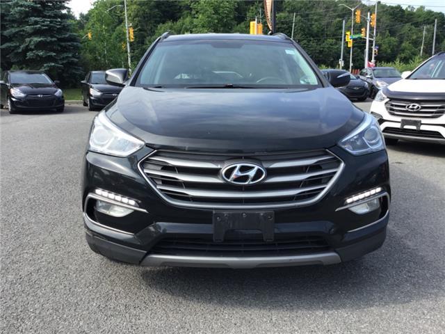 2017 Hyundai Santa Fe Sport 2.4 Premium (Stk: R95854A) in Ottawa - Image 2 of 12