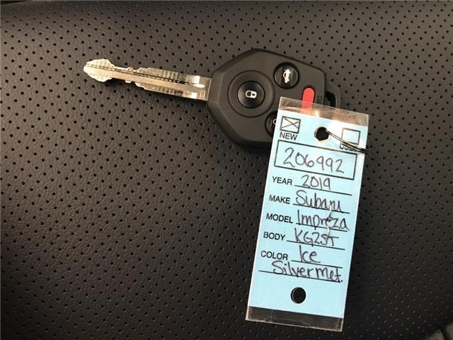 2019 Subaru Impreza Sport-tech (Stk: 206992) in Lethbridge - Image 28 of 28