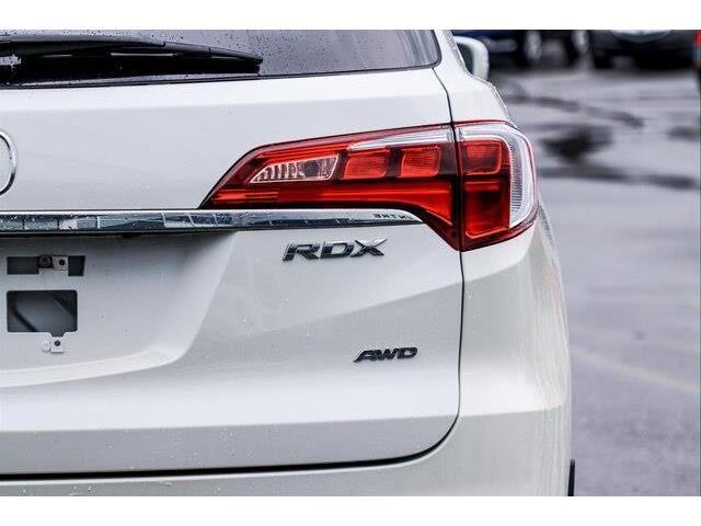 2017 Acura RDX Tech (Stk: P18591) in Ottawa - Image 5 of 8