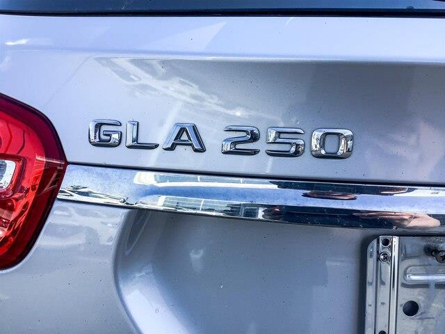 2016 Mercedes-Benz GLA-Class Base (Stk: P18666) in Ottawa - Image 8 of 10