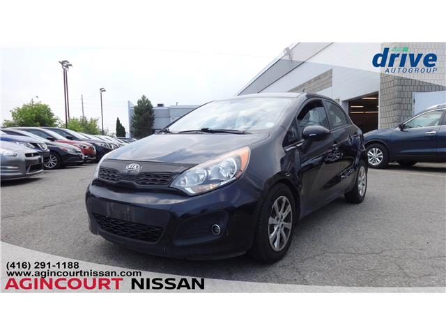 2012 Kia Rio LX (Stk: KC834495A) in Scarborough - Image 1 of 13
