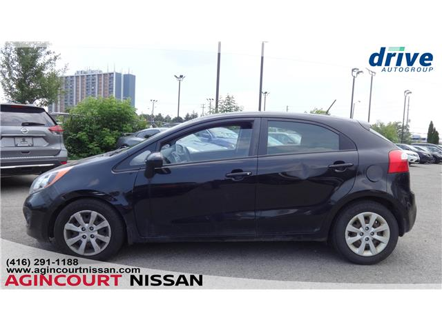 2012 Kia Rio LX (Stk: KC834495A) in Scarborough - Image 2 of 13