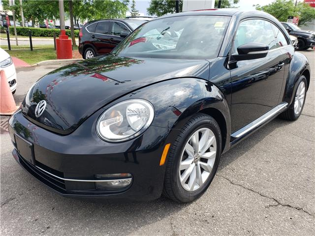 2014 Volkswagen Beetle 2.5L Highline (Stk: 326514A) in Mississauga - Image 1 of 21