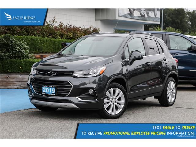 2019 Chevrolet Trax Premier (Stk: 94519A) in Coquitlam - Image 1 of 17